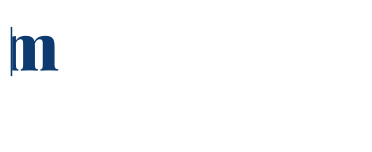 White version of the Mier Human Capital logo